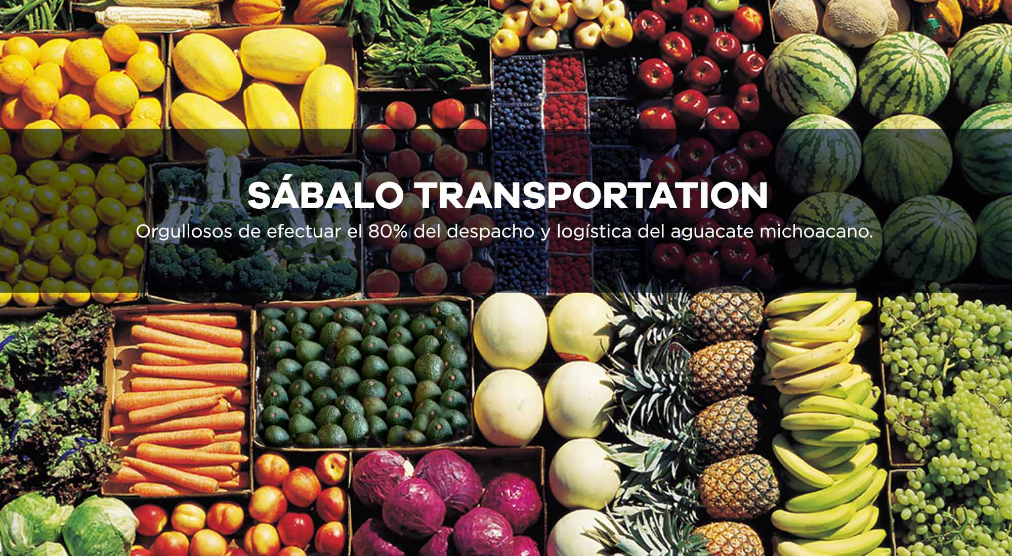 Sábalo transportation